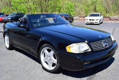 2001_Mercedes-Benz_SL500 Sport__ Easton PA