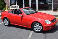 2001_Mercedes-Benz_SLK-Class_Kompressor_ Easton PA