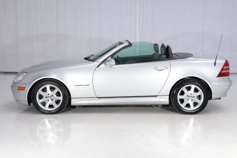 2001_Mercedes-Benz_SLK-Class SLK 230_Kompressor_ West Chester PA