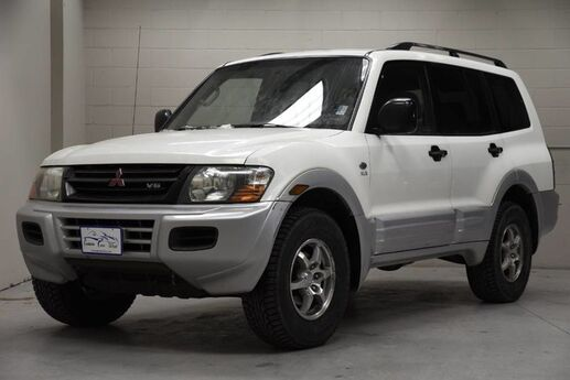 2001 Mitsubishi Montero XLS Englewood CO