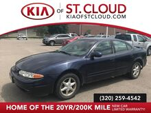 2001_Oldsmobile_Alero_GL_ St. Cloud MN