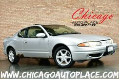 2001_Oldsmobile_Alero_GL2 - 1 OWNER CLEAN CARFAX 3.4L V6 ENGINE GRAY CLOTH INTERIOR SUNROOF PREMIUM ALLOYS_ Bensenville IL