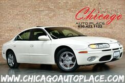 2001_Oldsmobile_Aurora_- 4.0L V8 ENGINE FRONT WHEEL DRIVE GRAY LEATHER HEATED SEATS CD CHANGER SUNROOF WOOD GRAIN TRIM PREMIUM CHROME WHEELS_ Bensenville IL