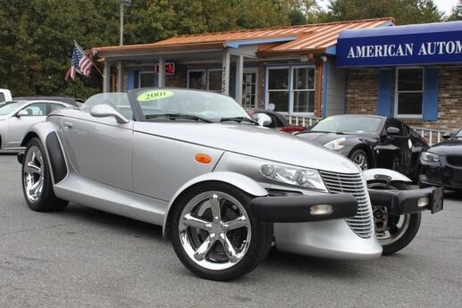2001 Plymouth Prowler Prowler Mooresville NC