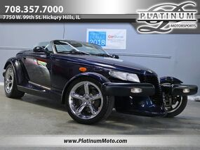 Plymouth Prowler Roadster Low Miles Auto Chrome Roadster 2001