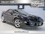 2001 Pontiac Firebird Trans Am WS6 T Top Leather Cam Exhaust Work Done At Speed Inc Loaded