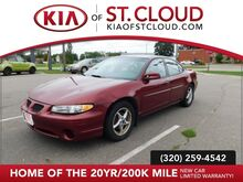 2001_Pontiac_Grand Prix_SE_ St. Cloud MN