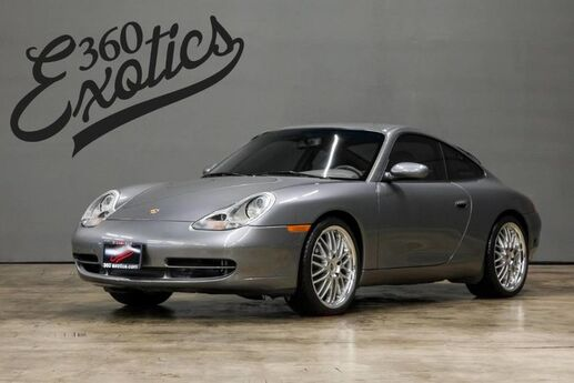2001 Porsche 911 Carrera 6 Speed manual Austin TX