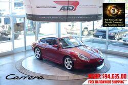 Porsche 911 Carrera Cabriolet 2001