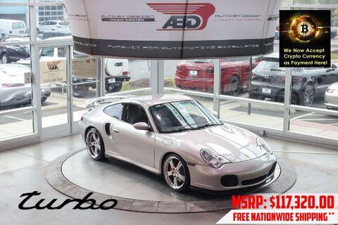 2001_Porsche_911_Turbo_ Chantilly VA