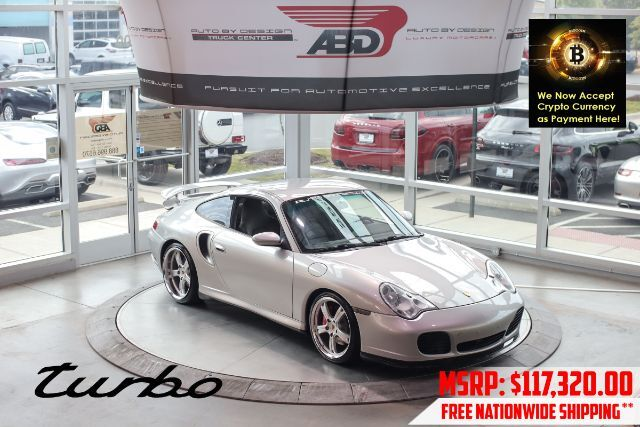 2001 Porsche 911 Turbo Chantilly VA