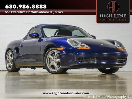 2001_Porsche_Boxster__ Willowbrook IL