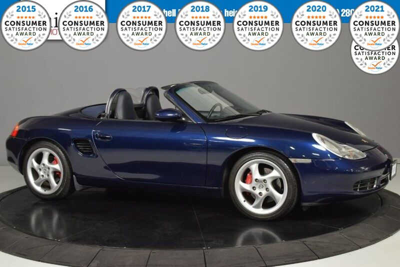 2001_Porsche_Boxster_S Original $82,220 MSRP~IMS BEARING DONE_ Glendale Heights IL