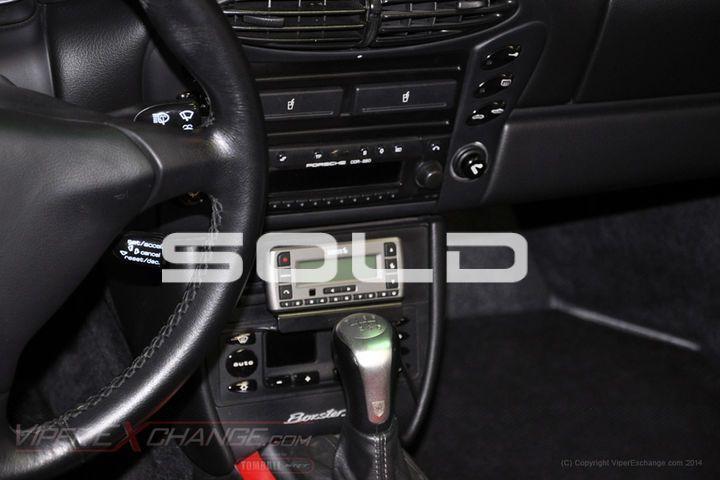 2001 Porsche Boxster S Tomball TX