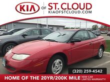 2001_Saturn_S-Series_SC1_ St. Cloud MN