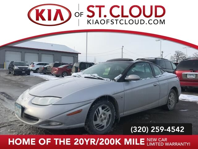 2001 Saturn S-Series SC2 St. Cloud MN