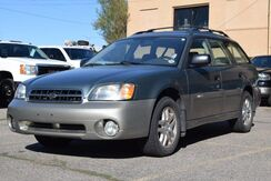 2001_Subaru_Legacy Wagon_Outback w/GB Equip_ Englewood CO
