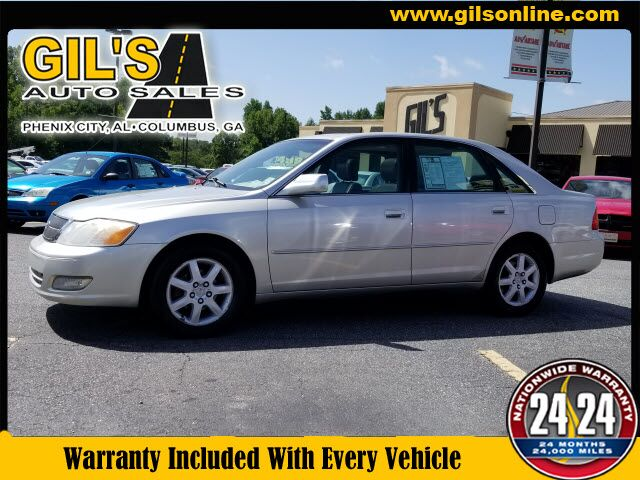 Cars For Sale In Columbus Ga >> 2001 Toyota Avalon Xls