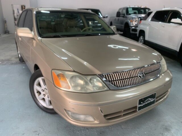 2001 Toyota Avalon XLS w/Bench Seat Carrollton  TX