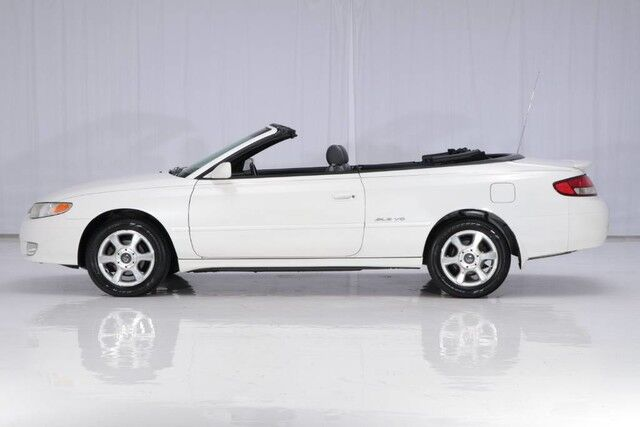 2001 Toyota Camry Solara Convertible SLE West Chester PA