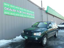 2001_Toyota_Highlander_V6 4WD_ Spokane Valley WA