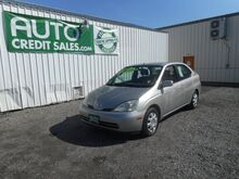 2001_Toyota_Prius_Base_ Spokane Valley WA