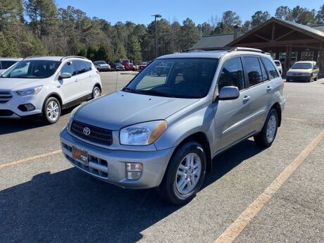 2001 Toyota RAV4  Monroe GA