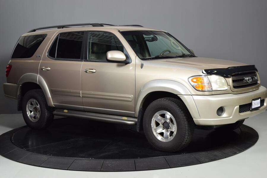 2001_Toyota_Sequoia_SR5_ Glendale Heights IL