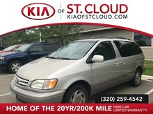 2001_Toyota_Sienna_LE_ St. Cloud MN