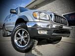2001 Toyota Tacoma SR5 TRD Off Road 4x4 4dr Double Cab