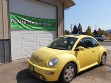 2001_Volkswagen_New Beetle_GLS TDI_ Spokane Valley WA