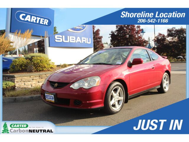 Used Acura RSX Seattle WA - Used acura rsx