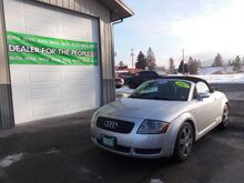 2002_Audi_TT_Roadster_ Spokane Valley WA