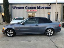 BMW 3-Series 325Ci convertible 2002