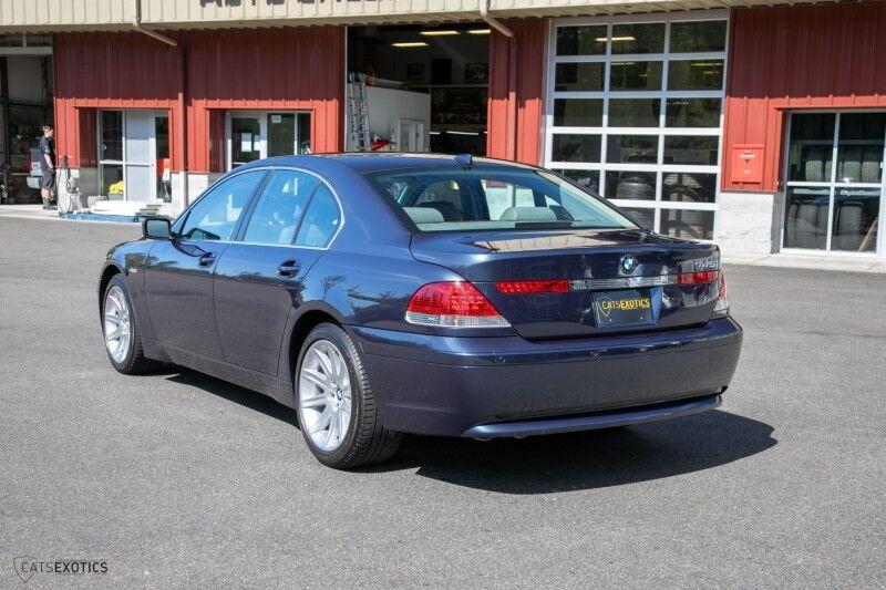 2002 BMW 7 Series 745i Seattle WA