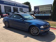 BMW M3 Convertible NAVIGATION COLD WEATHER PACKAGE, HARMAN KARDON AUDIO, PARKING SENSORS, LEATHER!!! EVERY OPTION!!! 2002