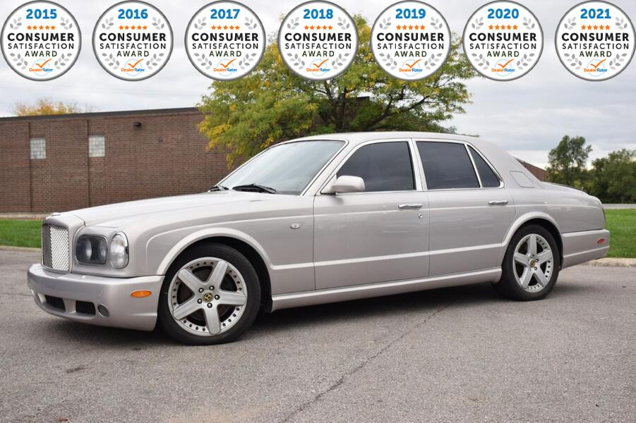 2002_Bentley_Arnage_T_ Glendale Heights IL