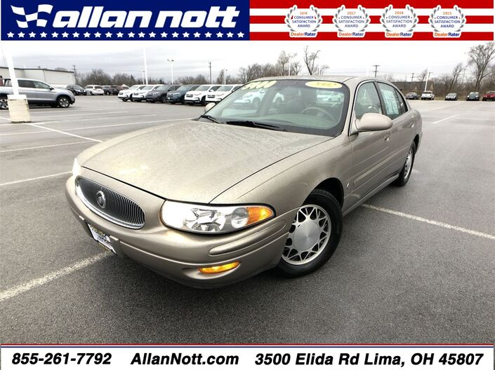 2002 Buick LeSabre Limited Lima OH