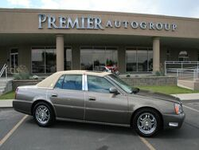 Cadillac DeVille w/Livery Pkg 2002