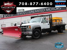 2002_Chevrolet_C 3500 HD_Snow Plow! Salt Spreader! Ready for Winter!!_ Bridgeview IL