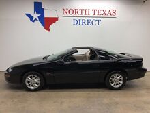 2002_Chevrolet_Camaro_Z28 T-Top Automatic Leather Keyless Entry Power Windows_ Mansfield TX