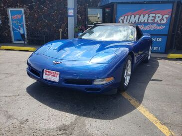 2002_Chevrolet_Corvette_Convertible_ Saint Joseph MO
