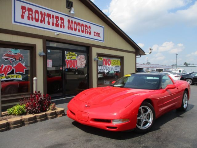 2002 Chevrolet Corvette Coupe Middletown OH