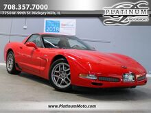 2002_Chevrolet_Corvette Z06_1 Owner Two Tone Seats_ Hickory Hills IL