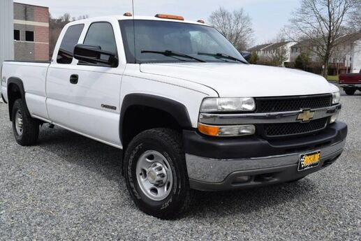 2002 Chevrolet Silverado 2500HD  Easton PA
