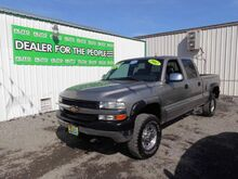 2002_Chevrolet_Silverado 2500HD_Crew Cab Short Bed 4WD_ Spokane Valley WA