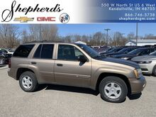 2002_Chevrolet_TrailBlazer_LS_ Rochester IN