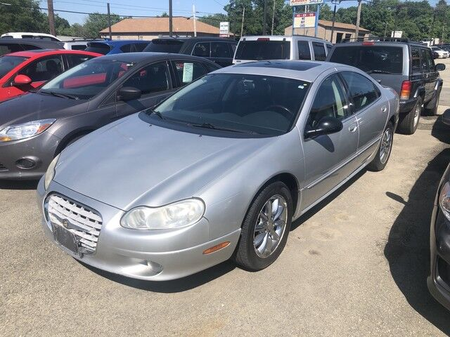 2002 Chrysler Concorde Limited North Versailles PA