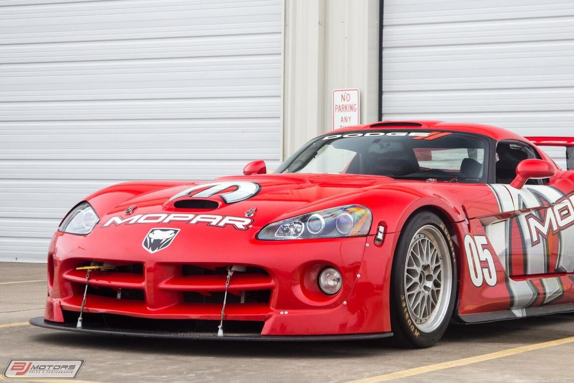 2002 Dodge Viper Competition Coupe Tomball TX