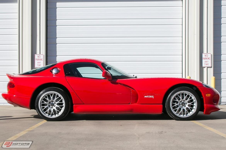 2002 Dodge Viper FE ACR GTS Tomball TX